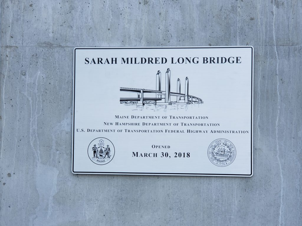 Sarah Mildred Long Bridge