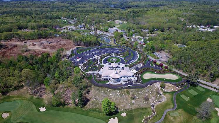 Boothbay Harbor Country Club – Boothbay, Maine