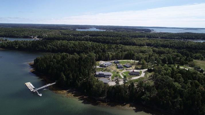 Bowdoin College – Schiller Center for Coastal Studies – Brunswick, Maine