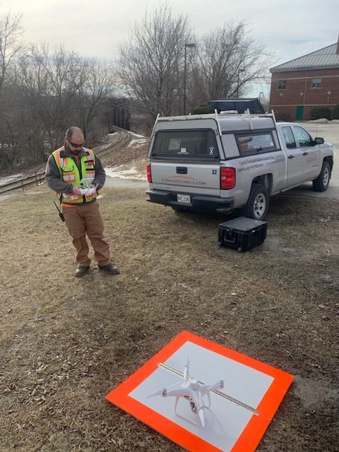 licensed drone operator